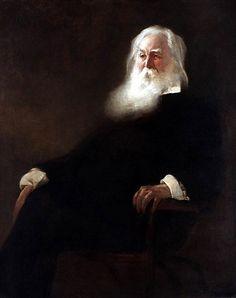Walt Whitman, John White Alexander (1856-1915)