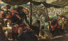 El rapto de Helena, 1579. Museo del Prado, Madrid.