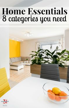 Whether you're moving into your first place or moving yet again, knowing the home essentials you need will make the new place your home. #home #firstapartment #HomeDecorNearMe New Home Essentials, Room Essentials, Home Interior Accessories, Decor Interior Design, How To Clean Granite, Home Decor Near Me, Apartment Checklist, Basic Kitchen, First Apartment