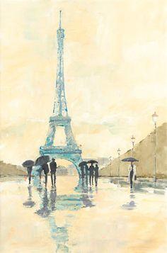 Masterpiece Art - April in Paris, $34.00 (http://www.masterpieceart.com.au/april-in-paris/)