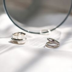SILVER925ダブルラインリング Wedding Rings, Engagement Rings, Jewelry, Enagement Rings, Jewlery, Jewerly, Schmuck, Jewels, Jewelery