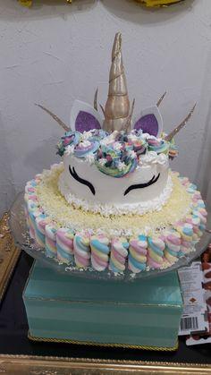 Carnival Birthday Parties, Unicorn Birthday Parties, Unicorn Party, 12th Birthday Cake, Bithday Cake, Fiesta Cake, Unicorn Foods, Unicorn Cupcakes, Occasion Cakes