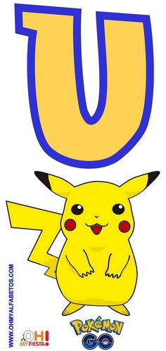 pokemon-go-pikachu-alphabet-U.jpg (756×1600)