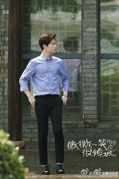 Chinese Actor And Actress Chinese actor and actress hair style feather cut - Hair Cutting Style Yang Yang Zheng Shuang, Yang Chinese, Yang Yang Actor, Chines Drama, Wei Wei, Jung Yong Hwa, Ideal Man, Beautiful Smile, Handsome Boys