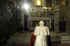 Benedict's letter about sex abuse crisis is a regrettable text Sacrament Of Holy Orders, Canon Law, Pope Benedict Xvi, Religion And Politics, Pope John, Perspective, Catholic, Lettering, Perspective Photography