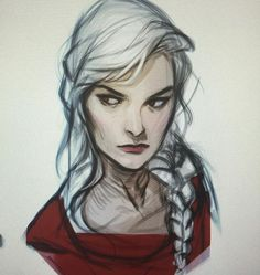 Manon (by the AMAZING Charlie Bowater)