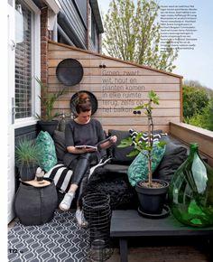 Balcony/garden: overall