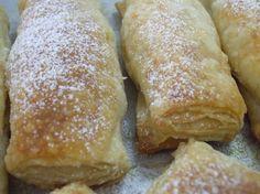 Travesseiros Pastry (almonds & cinnamon)