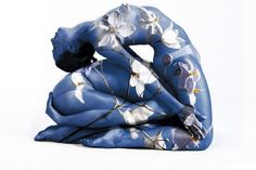 Incredible Body Paintings by Alessio Federico and Barbara Pichiecchio | Cuded