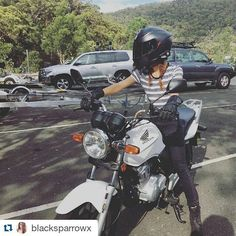 Real Motorcycle Women - thelitas_sydney (9)