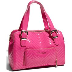 Ted Baker 'Kayler' Quilted Tote Bright Pink One Size, found on polyvore.com