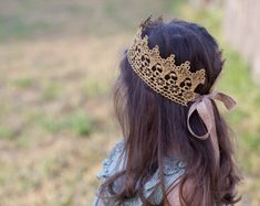 Birthday Crown, Lace Crown, Cosplay, Toddler Crown, Princess Crown, Queen Crown, Headpiece, Halo Crown, Adult Crown, Glinda Crown, Tiara