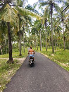 Nusa Lembongan bike ride