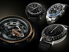 """Editors' Holiday Watch Wish List Buying Guide For 2013 """"For 2013, the aBlogtoWatch watch gift guide will take the form of an editor's and contributor's wish list. Some of the editorial team has gone ahead and chosen a few of the timepieces from last year that are really high on their list..."""""""