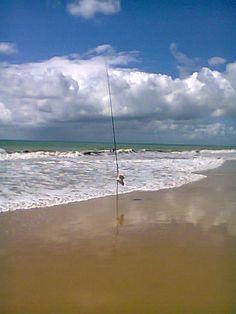 praia de Boa Viagem, Recife, Pernambuco, Brasil.