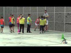 VIU - Xecball, innovación didáctica para la educación física de Primaria - YouTube