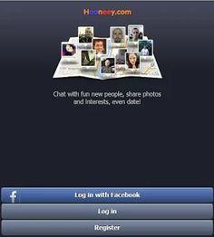Seznamka Hooneey.com – miniatura snímku obrazovky