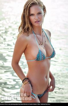 inca featured on SI Swimsuit 2013 edition