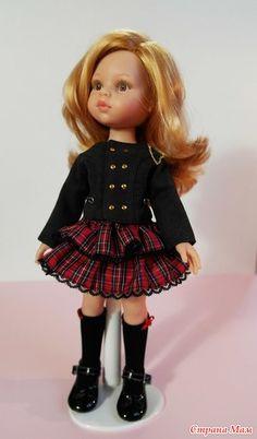 Решила выйти из тени, и познакомиться с stranamam! И показать своих кукол Paola Reina! - Куклы Paola Reina и Nicoleta - Страна Мам