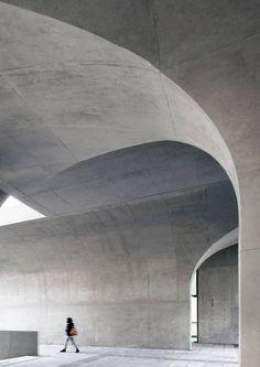 Long Museum Shanghai by Atelier Deshaus