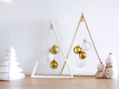 ideas for christmas decorations Traditional Christmas Tree, Modern Christmas Decor, Diy Christmas Decorations Easy, Christmas Room, Diy Christmas Tree, Xmas, Christmas Wonderland, Ideas Decoracion Navidad, Christmas Doodles