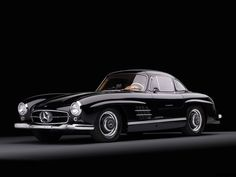 300SL...graceful classic lines...something's never go out of style!