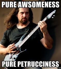 John Petrucci, Dream Theater...
