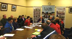 Laois Tidy Towns AGM 2015