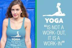 Photo: teespring.com/new-the-work-in-t-shirt  #yoga tank tops #yoga t-shirts #yoga hoodies #google shopping #teespring shopping #limited edition