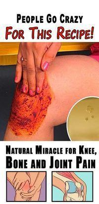Home Remedies for Knee Pain – Natural and Simple - Skinnyan