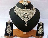 bridal set diamond look
