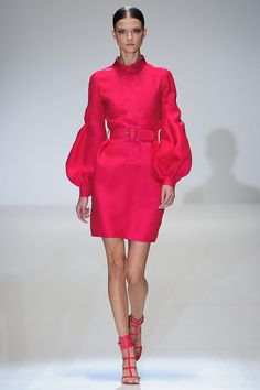 Gucci.. I'm going to go a little HAM pinning Gucci looks because it is, and will always be, my absolute favorite.