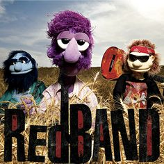 Red Band, an Israeli/American puppet group that mashes together Spinal Tap and the Muppets, began a few years ago with the puppet folk revival, a street act with the muppets that was picked up for television as Redband, a mockumentary TV show that followed the comeback of the band lead by Red Orbach, who doesn't understand the summer of love is over in Israel