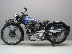 Levis 1937 SOLD 346 cc