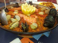 Paella. SPAIN.