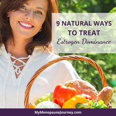 Natural Remedies to Estrogen Dominance | Feeling as if estrogen in your body is a bit out of balance? No problem! Because we have some tips for you! Click the link to read about the tips to naturally treat estrogen dominance. | #EstrogenDominance #WomensHealth #MenopauseHealth