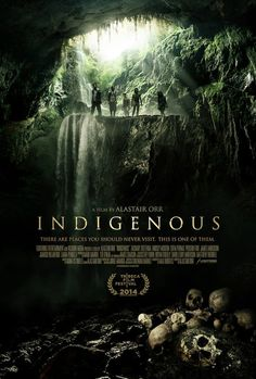 New Creature Feature Movie 'Indigenous' Poster - Horror Scary Movies, Hd Movies, Movies Online, Movie Tv, Comedy Movies, Bigfoot Movies, Ver Series Online Gratis, Newest Horror Movies, Gugu