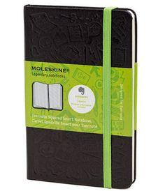 Evernote + Moleskin notebook