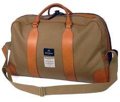 Indian Khaki Bag !