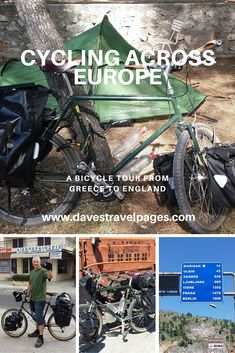 A summary of my latest bicycle tour, which involved cycling across Europe. Starting in Greece, I spent two and a half months riding through 11 European countries to my final destination in England. Interested in finding out what I got up to when cycling across Europe? Please read the full article for more!