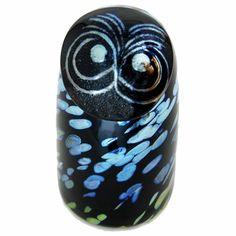 iittala Toikka Sooty Owl - $450.00