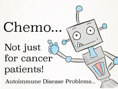 Chemo problems for autoimmune disease. #chemo #autoimmune #methotrexate