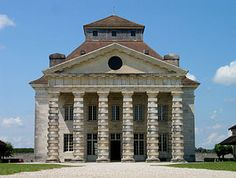 ARCHITECTURE – another great example of beautiful design. Royal Saltworks at Arc-et-Senans, France