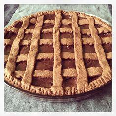 Chocolate tart - Crostata al cioccolato (ricetta di Valentina Gigli)