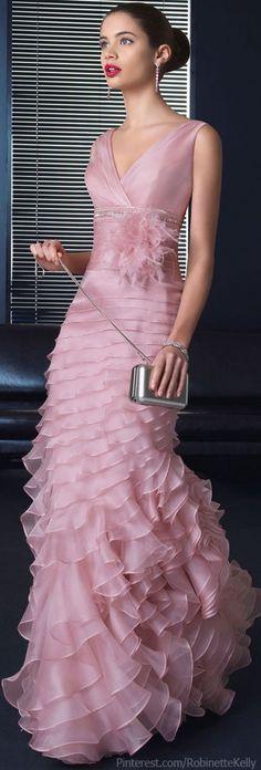 Vestidos de Fiesta de Rosa Clará 2015