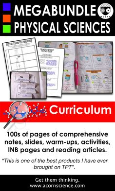 - - (notitle) science and physics Science Curriculum, Science Resources, Science Classroom, Science Lessons, Teaching Science, Science Activities, Science Experiments, Teaching Resources, Middle School Science