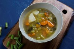 מרק כתום, מרק בצל, מרק עגבניות, מרק ירוק, מרק ירקות עם גריסים וגם מתכון לקרוטונים