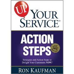 UP Your Service! Ron Kauf
