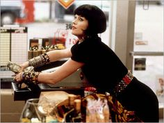 Melanie Griffith, Something Wild | AUDREY ''LULU'' HANKEL Melanie Griffith Something Wild (1986) What'll it take to shake poor Charles Drigg...