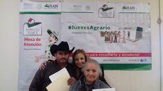 La Delegada en Chihuahua del Registro Agrario Nacional (RAN), Paola Arroyo González, señalo que el Jueves Agrario es un mecanismo de...